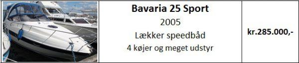 Bavaria 25Sport