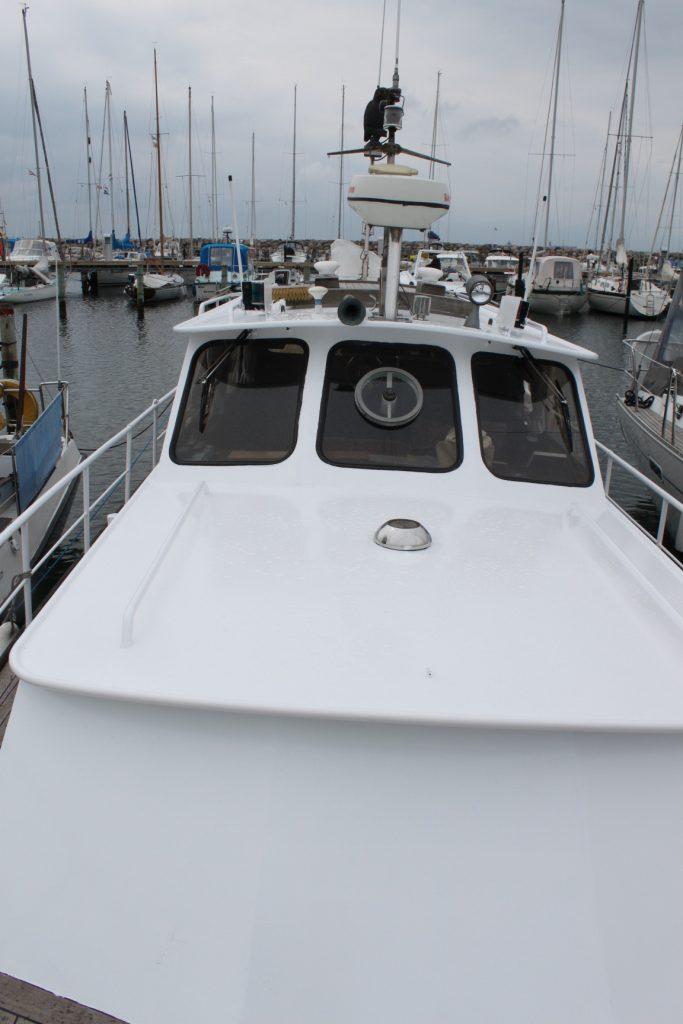 Pamla 37 motorbåd kanalbåd husbåd (10)