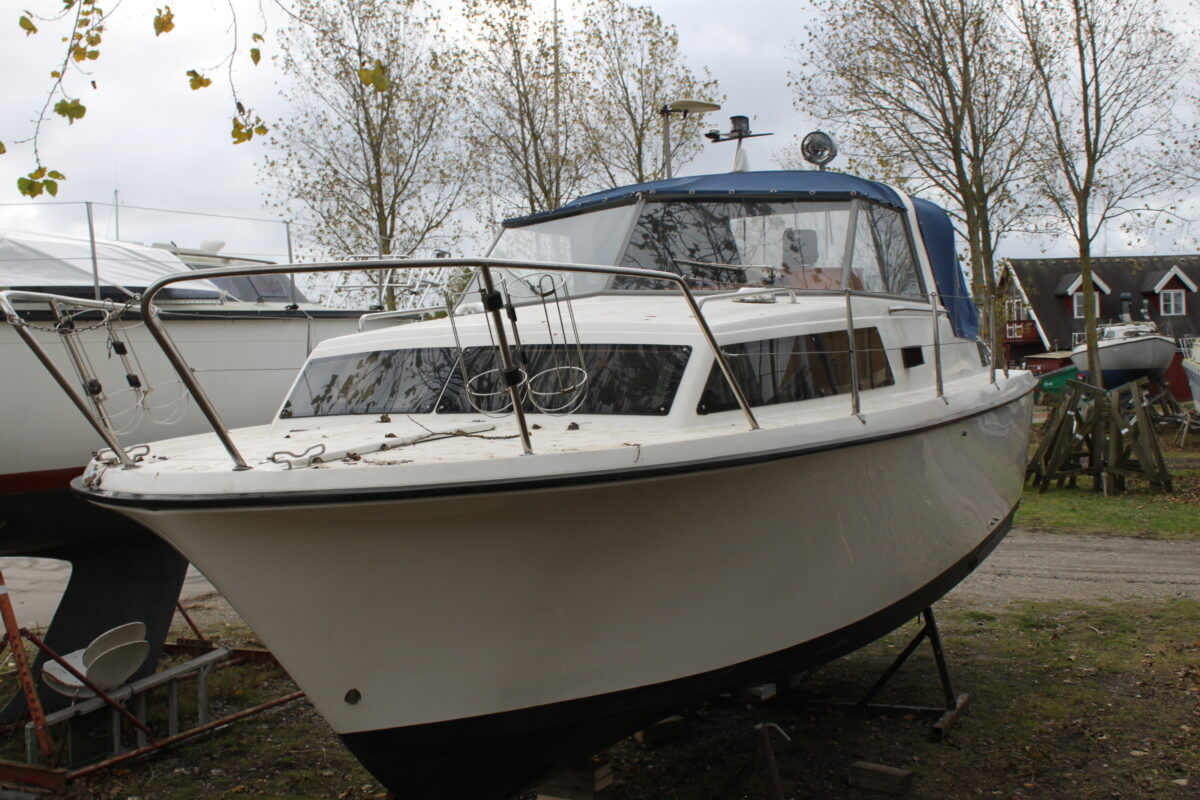 Maxi Maxim motorbåd