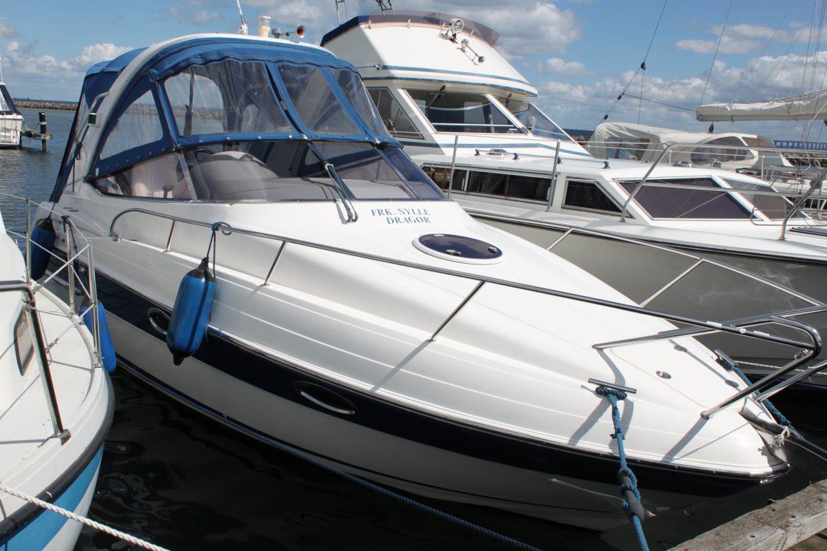 Bavaria 25 sport motorbåd